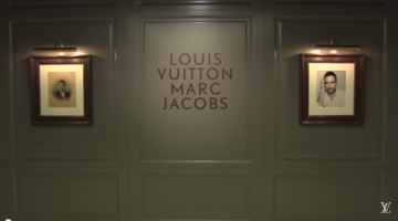 Louis Vuitton - Marc Jacobs' Exhibition- Commented Walkthrough