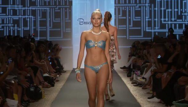 BEACH BUNNY - MERCEDES-BENZ FASHION WEEK SWIM 2014