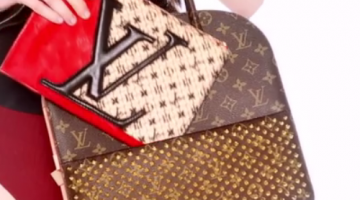 Louis Vuitton Celebrating Monogram