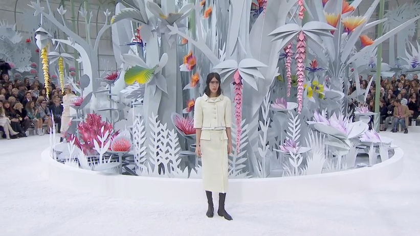 Chanel Spring Summer 2015 Haute Couture Paris