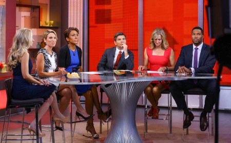 Cast of Good Morning America - New York Style Guide
