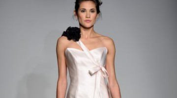 Anna Maier Couture at New York International Bridal Week