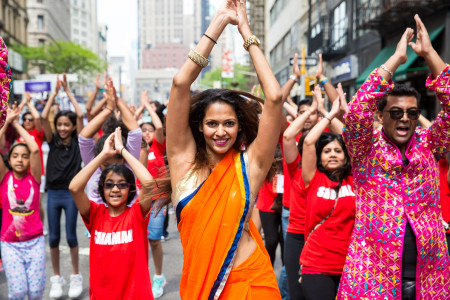 New York Dance Parade 2015
