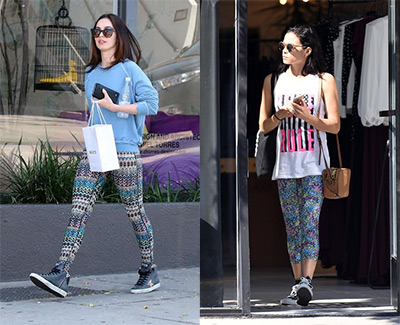 Megan Fox and Jenna Dewan-Tatum spotted rocking PRISMSPORT