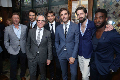 TOMMY HILFIGER CELEBRATES LONDON COLLECTIONS: MEN SPRING 2016