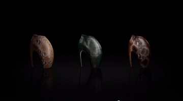 Alexander McQueen | The Armadillo Boot