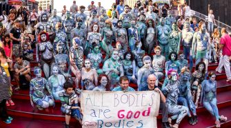 Body Painting Day - NYC - New York Style Guide