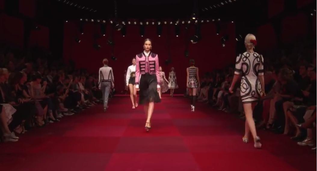 Dolce&Gabbana Summer 2015 Womens Fashion Show