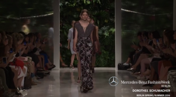 DOROTHEE SCHUMACHER - MERCEDES-BENZ FASHION WEEK BERLIN SS2016