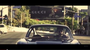 Gucci Presents: Techno Color Sunglasses, a film by James Franco