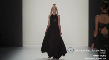 PEARLY WONG - MERCEDES-BENZ FASHION WEEK BERLIN SS2016