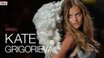 Get to know a Victoria's Secret Angel- Kate Grigorieva