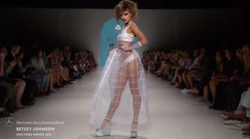 Betsey Johnson Spring Summer 2015 Collection