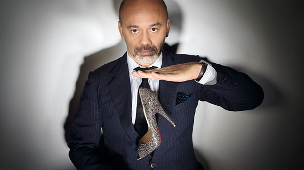 5636bea187e9 The Man Behind The Famous Red Bottom Sole Shoes – Christian Louboutin