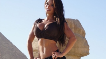 Michelle Lewin's Workout for 6 Pack ABS