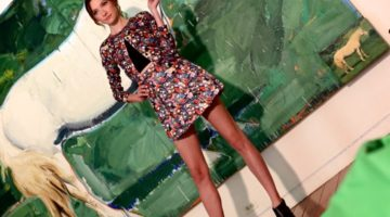 NYFW F/W 2016: Stacey Bendet Continues Meteoroic Rise