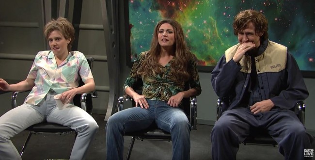 Ryan Gosling Loses It - SNL