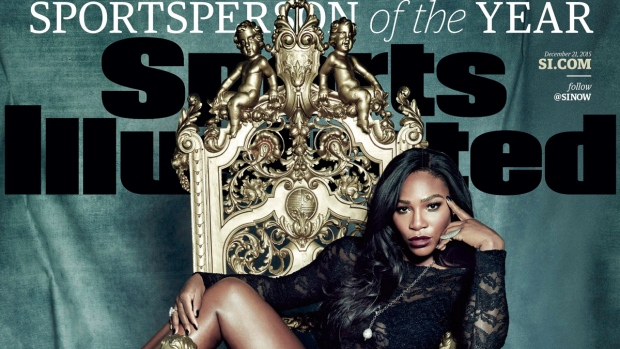 Tennis Superstar Serena Williams Named Sportsperson of the Year