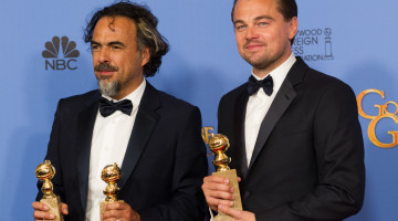 Golden Globe Winners List and Pictures