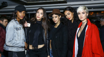 Red Models Pre NYFW Event Hosted by Red Model Management – RED NYC, a top model agency in New York City. Troy Liquor Bar 675 Hudson St NYC