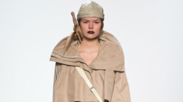 Nicholas K Fall Winter 2016 Collection at NYFW