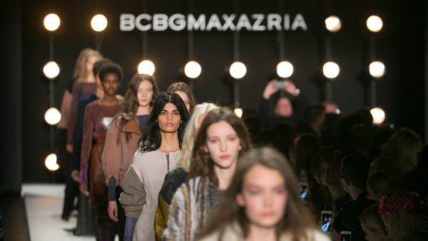 BCBGMAXAZRIA Runway Show