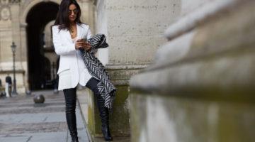 Polyana Santos on New York Style Guide