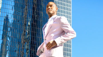 TERRENCE JENKINS STARS IN UGG FOR MEN SPRING CAMPAIGN