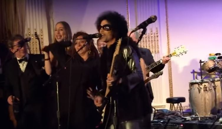 Prince - Full Performance at SNL40 After Party