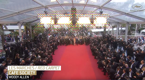 Cannes Film Festival - CAFE SOCIETY - Red Carpet