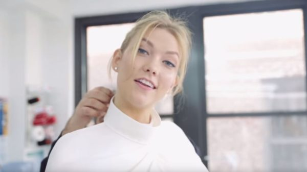 Karlie Kloss - The Making of a MET Gala Gown