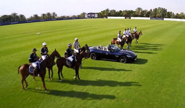 Maserati and La Martina launch PoloStories - Episode 1