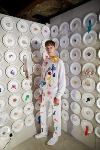 James Theseus Buck + Luke Brooks, Fashion East SS17