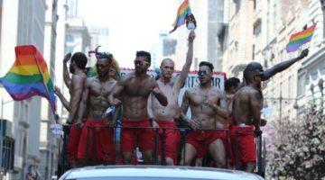 Pride Parade in New York City 2014