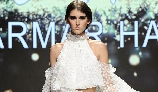 Marmar Halim at Art Hearts Fashion Los Angeles Fashion Week Presented by AIDS Healthcare Foundation