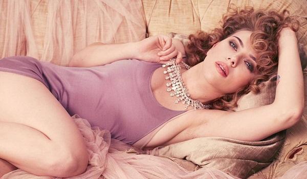 Scarlett Johansson Sexiest Woman in the World