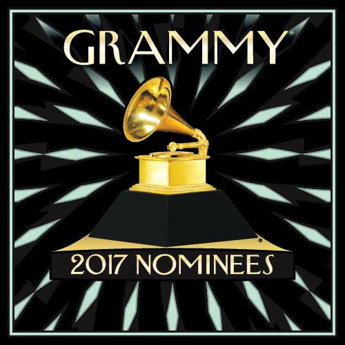 2017 GRAMMY NOMINEES ALBUM