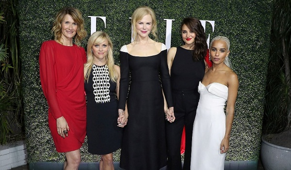 ELLE HOSTS ANNUAL WOMEN IN TV CELEBRATION IN LOS ANGELES