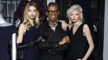 B. Michael at New York Fashion Show 2017