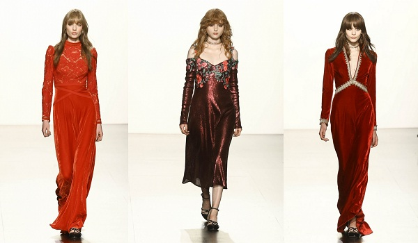 Tadashi Shoji at New York Fashion Week 2017