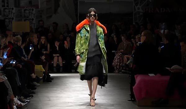 PRADA - FALL WINTER 2017-18