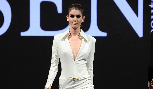 Sen Couture Runway Show at Los Angeles Fashion Week 2017
