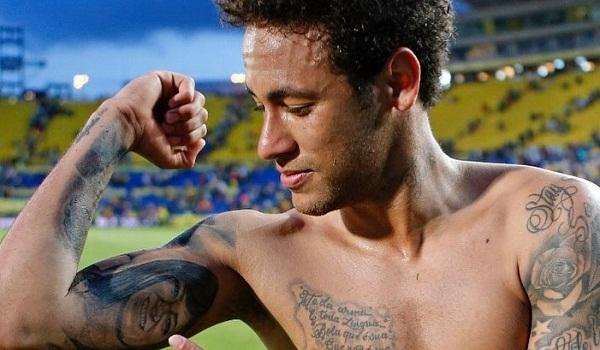 Brazilian Footballer Neymar Jr Lifestyle Photos