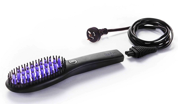 DAFNI go Hair Straightening Brush Featured
