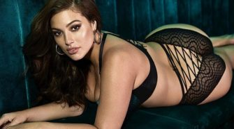 Ashley Graham Nude Poses