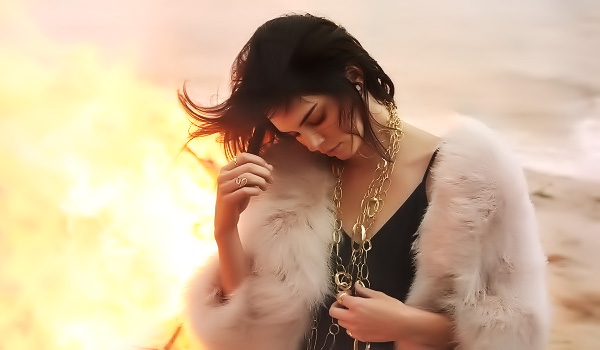 Kendall Jenner for IPPOLITA Campaign