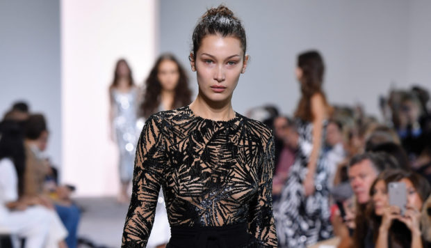 Michael Kors Collection with Bella Hadid