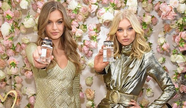 Victoria's Secret Angels Josephine Skriver & Elsa Hosk