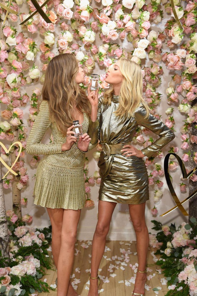 Victoria Secret Angels Josephine Skriver and Elsa Hosk