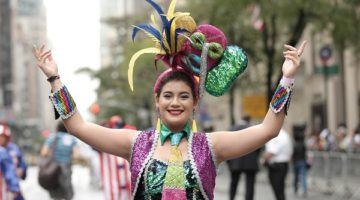 The 53rd Annual Hispanic Day Parade 2017